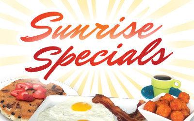 Sunrise Specials