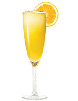 Tryst Cafe Mimosas