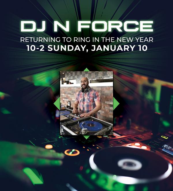 DJ N Force